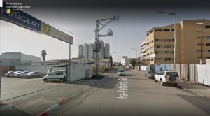 מוסך חוצה ישראל