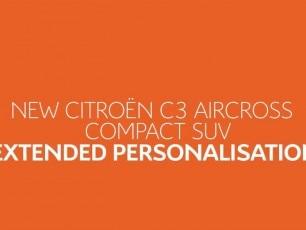 NEW COMPACT SUV C3 AIRCROSS
