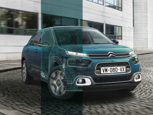 New Citroën Cactus Hatch